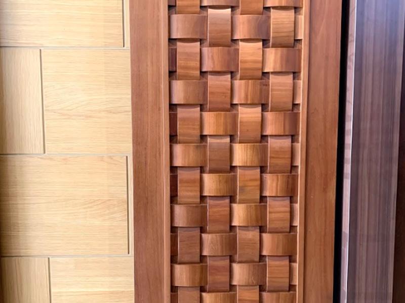 Pre-Hung Door